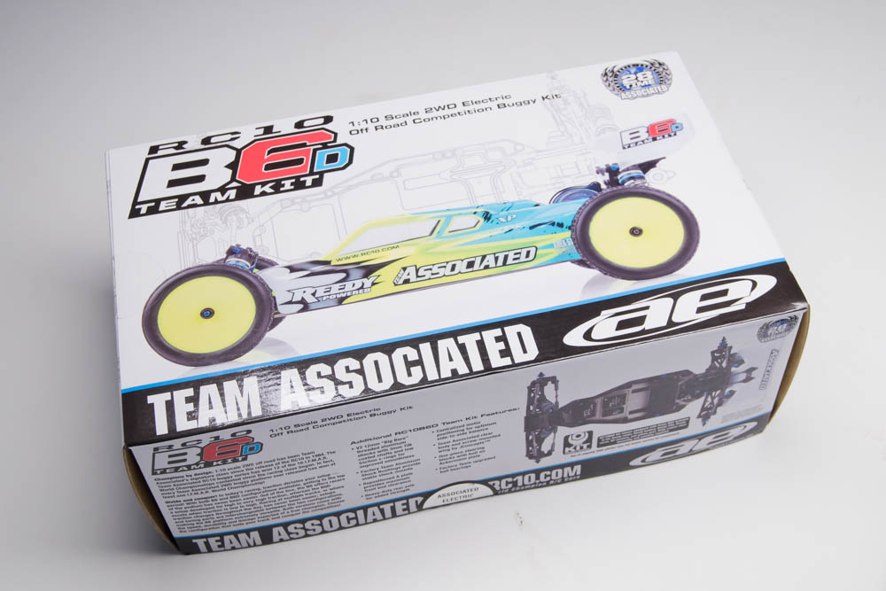 Associated blind-sided us with rumors first of a new buggy, then teased us with a 3D printed mock up that everyone thought was just a B5m with a laydown transmission with finally announcing the B6 and B6D…the most wanted kit right now.