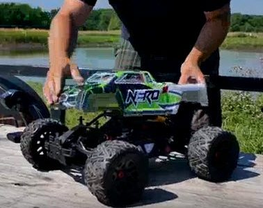 Latest Arrma Clip: NERO Action At Its Best [VIDEO]