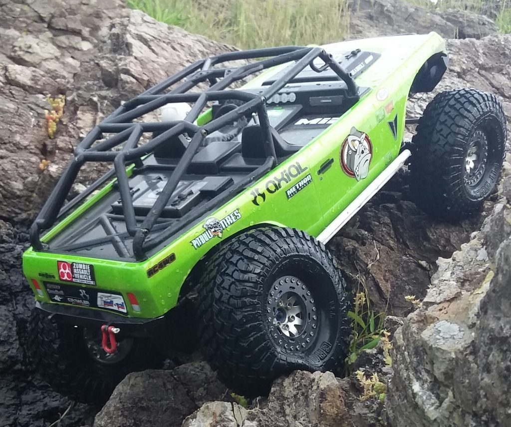 Axial, SCX10, Deadbolt, SSD, Diamond Hobbies, MIP, Hot Racing, Pro-Line, Vanquish, Pit Bull, 3Racing, Holmes Hobbies, Castle Creations, Savox