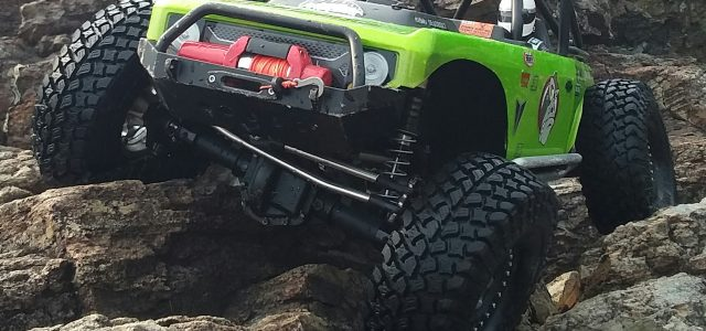 Axial Deadbolt Trail Beast [READER'S RIDE]