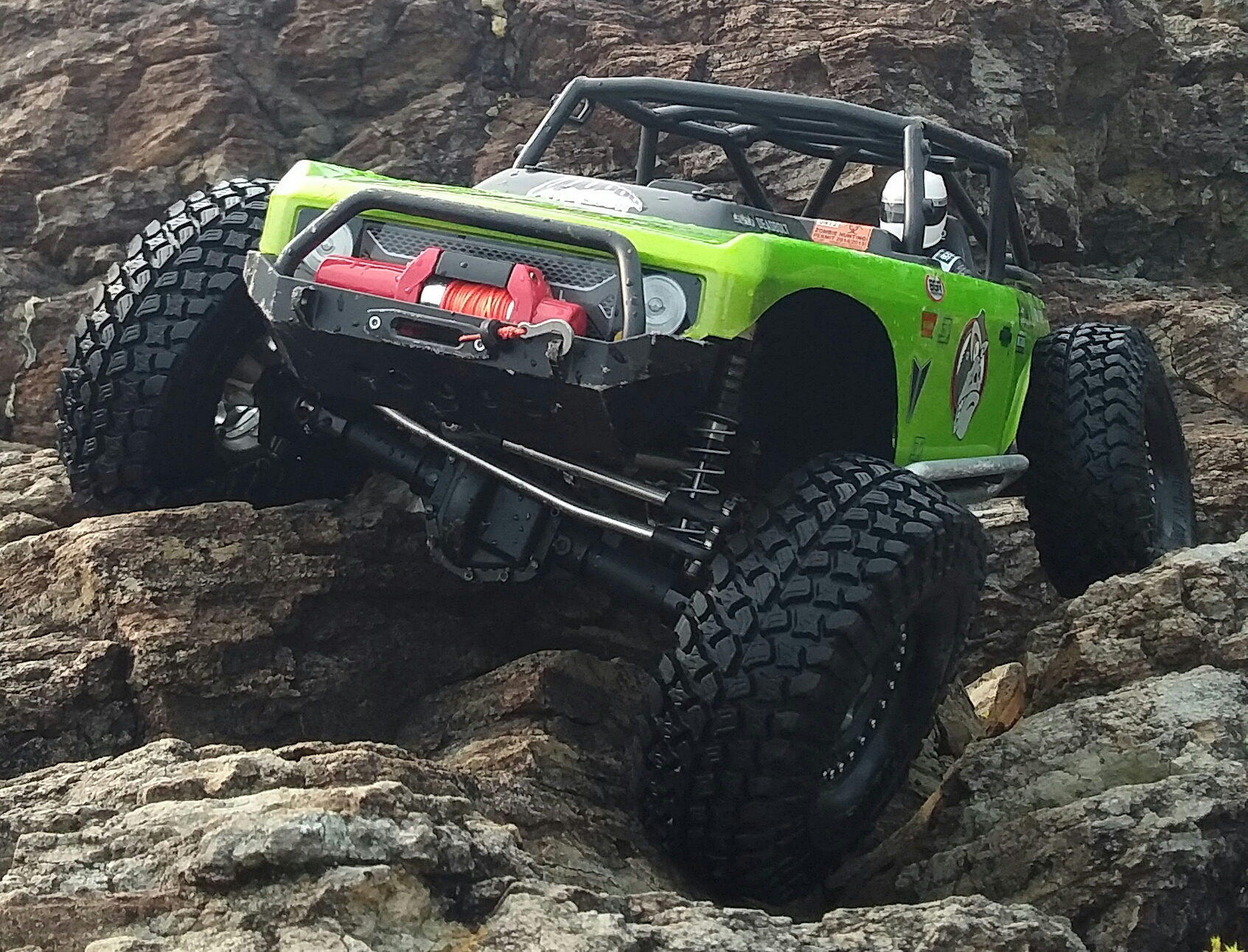 Axial Deadbolt Trail Beast [READER'S RIDE] - RC Car Action