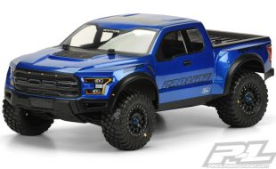 Pro-Line Introduces Painted And Trimmed Ford Raptor [Video]