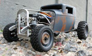 Custom 3D-Printed Hot Rod [READER'S RIDE]