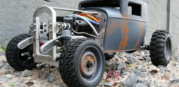 Custom 3D-printed Hot Rod [READER'S RIDE]