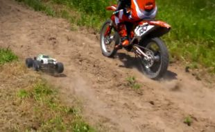 ARRMA NERO Motocross Mash-Up [VIDEO]