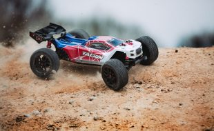 ARRMA Talion BLX Updated With New Power System & Tactic Radio