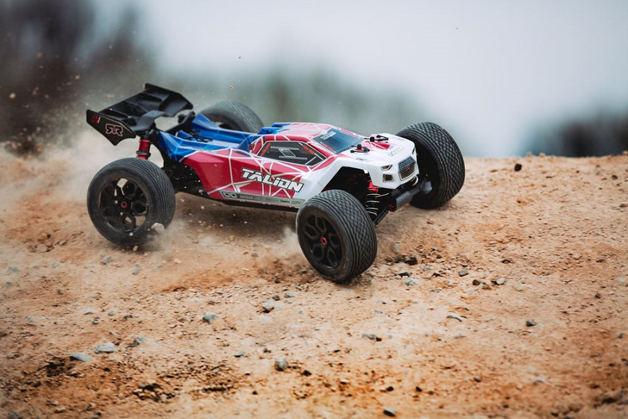 ARRMA Talion BLX Updated With New Power System & Tactic Radio (1)