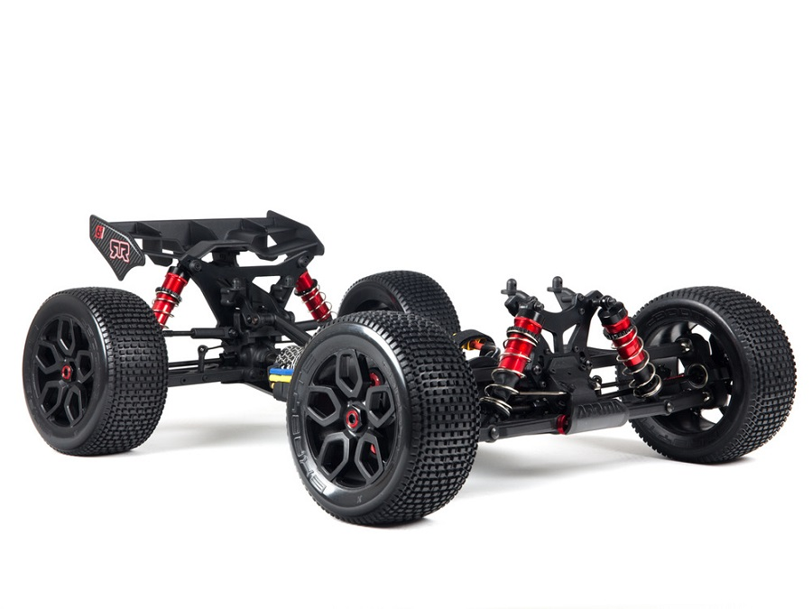 ARRMA Talion BLX Updated With New Power System & Tactic Radio (2)