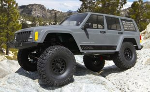 Axial RTR SCX10 II 2000 Jeep Cherokee [VIDEO]