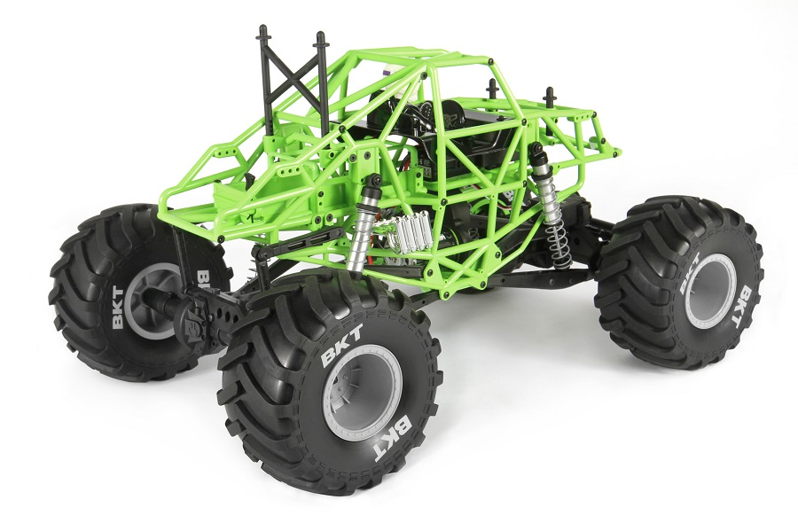 Axial RTR SMT10 Grave Digger Monster Jam Truck (3)