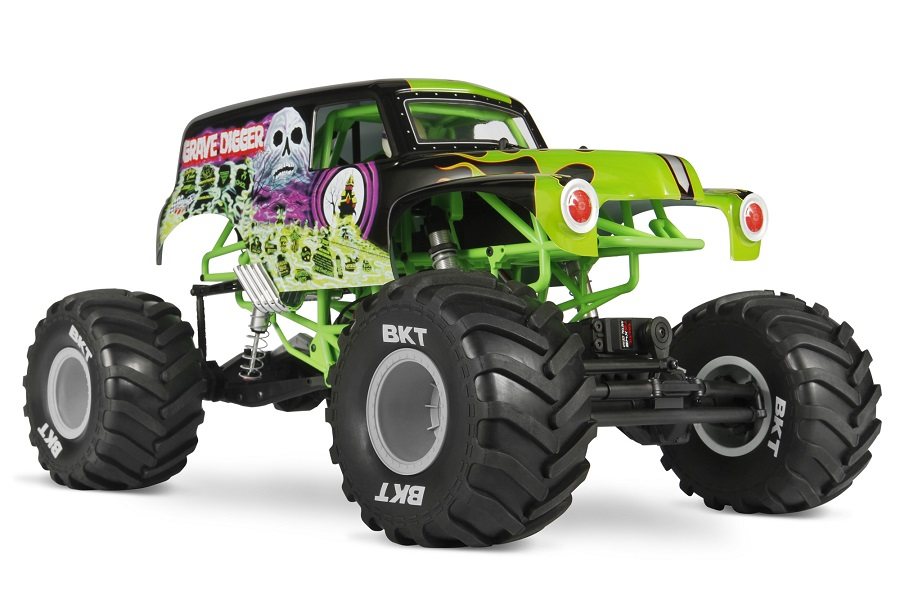 toys r us traxxas with Axial Rtr Smt10 Grave Digger Monster Jam Truck Video on Rosehearts gif furthermore Traxxas Slash Rtr Wtq Radio Rc Truck 58034 1 furthermore 369990 further Big Monster Truck as well Eflite EFLU4580 Gee Bee UMX R2 BNF Plane id44950.