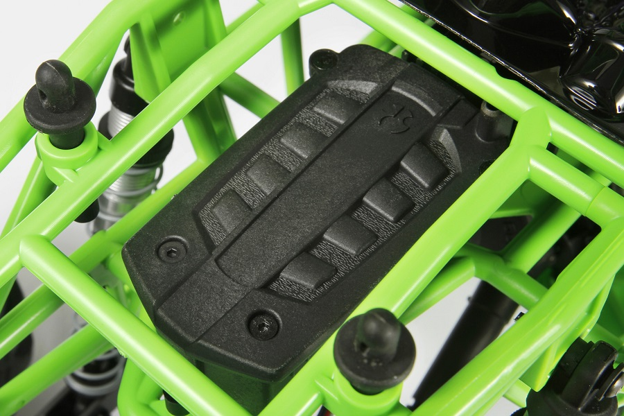 Axial RTR SMT10 Grave Digger Monster Jam Truck (7)