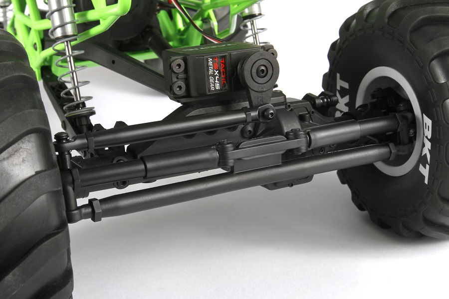 Axial RTR SMT10 Grave Digger Monster Jam Truck (8)