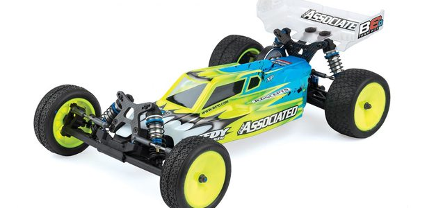 Online Build – Team Associated B6D