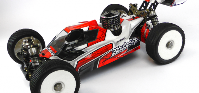 Bittydesign FORCE Body For TLR 8ight 4.0 [VIDEO]