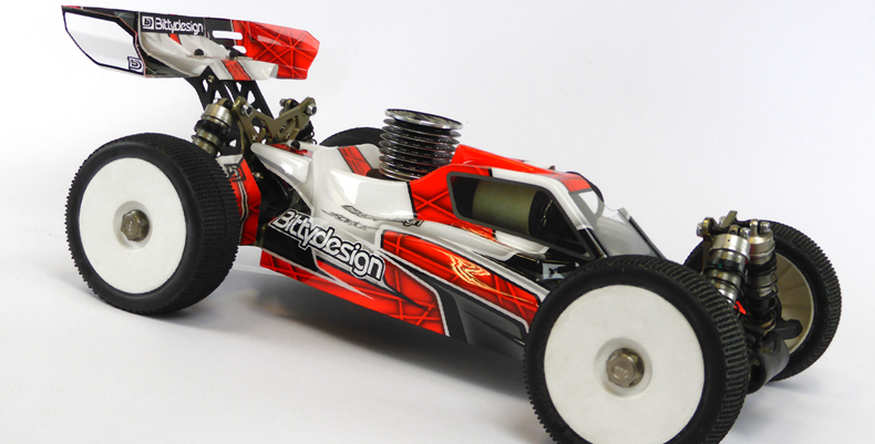 Bittydesign FORCE Body For TLR 8ight 4.0 (4)