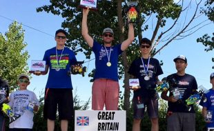 Neil Cragg Takes Euro 2WD Title With Team Associated