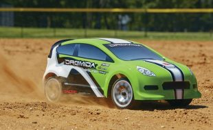 Dromida RTR Brushed 1/18 4wd Rally Car