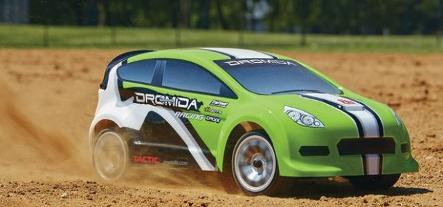 Dromida RTR Brushed 1/18 4wd Rally Car