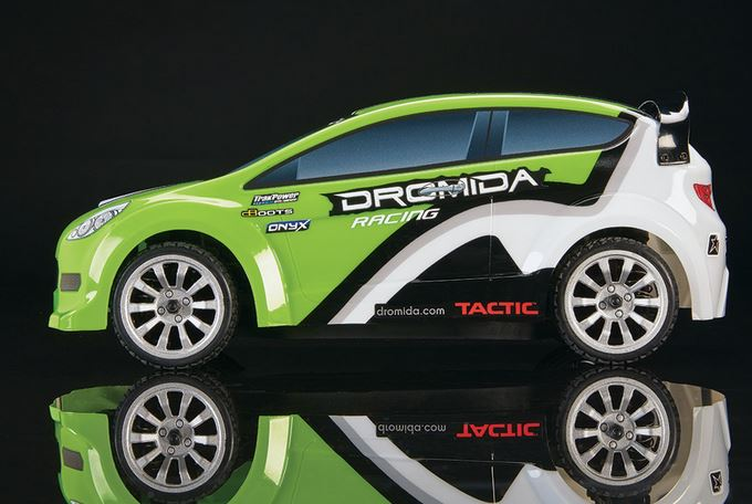 Dromida RTR Brushed 1_18 4wd Rally Car (4)