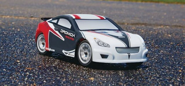 Dromida RTR Brushed 1/18 4wd Touring Car