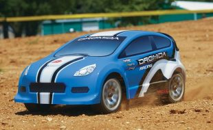 Dromida Introduces RTR Brushless 1/18 4wd Rally Cars