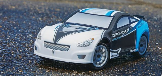 Dromida RTR Brushless 1/18 4wd Touring Car