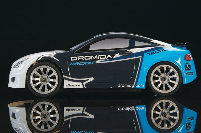 Dromida RTR Brushless 1_18 4wd Touring Car (3)
