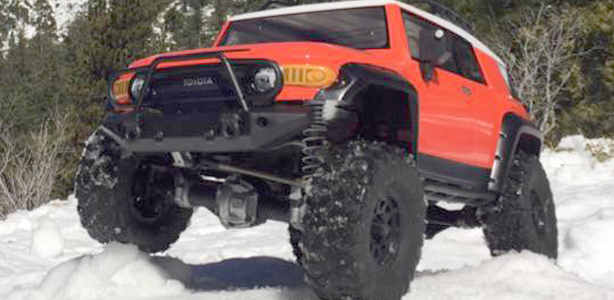 Here's Your First Body-Off Look at the HPI Venture FJ