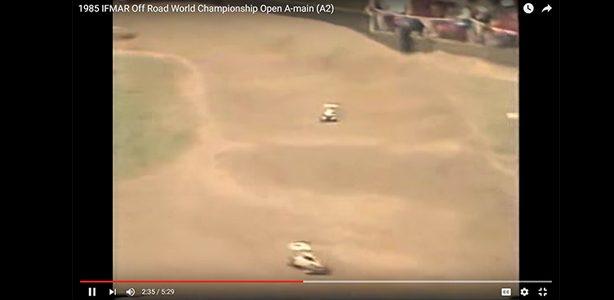 Flashback: 1985 IFMAR Worlds [VIDEO]