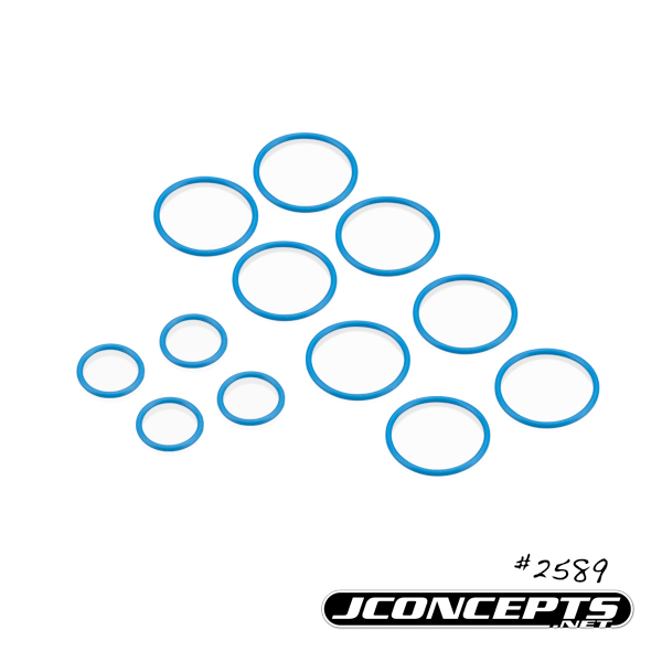 JConcepts 12mm Associated Shock O-Ring Set (2)