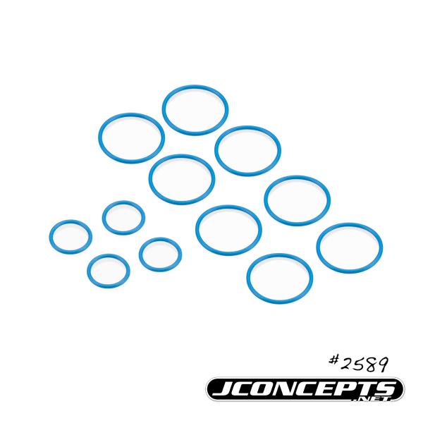JConcepts 12mm Associated Shock O-Ring Set (2)