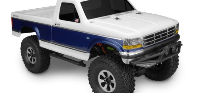 JConcepts 1993 Ford F-250 Trail/Scale Body [VIDEO]