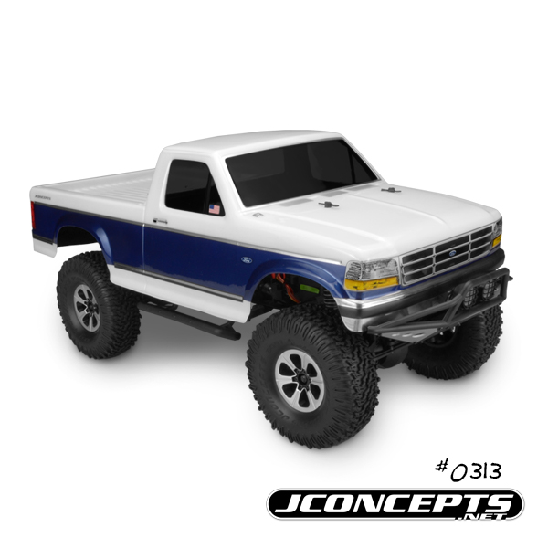 JConcepts 1993 Ford F-250 Trail_Scale Body (2)