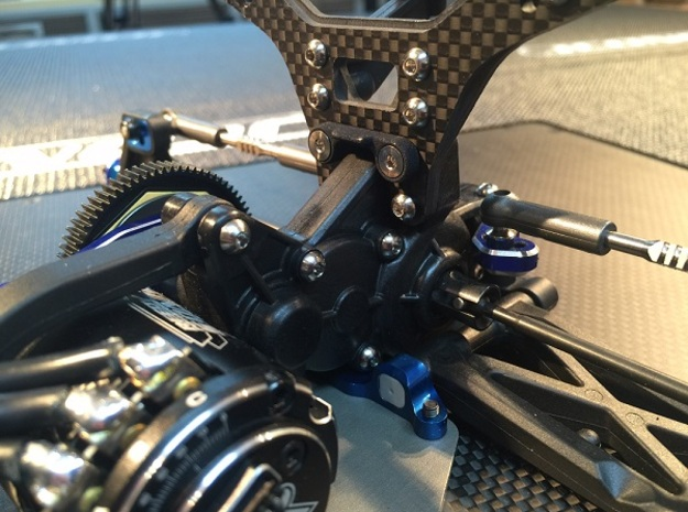 JConcepts Rear Body Mount Flange For The B6_B6D (2)