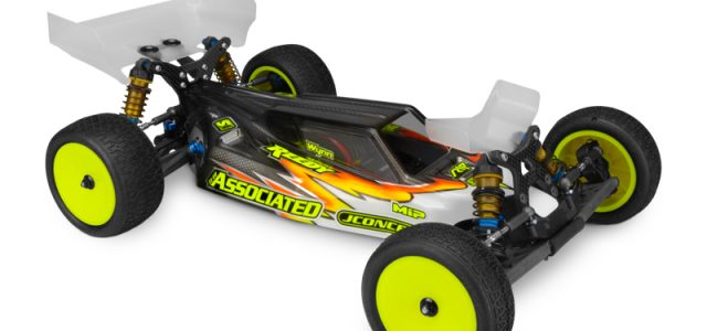 JConcepts S2 Body & Aero Wing Set For B6/B6D [VIDEO]