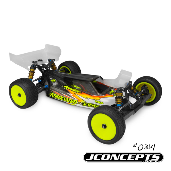 JConcepts S2 Body & Aero Wing Set For B6_B6D (2)