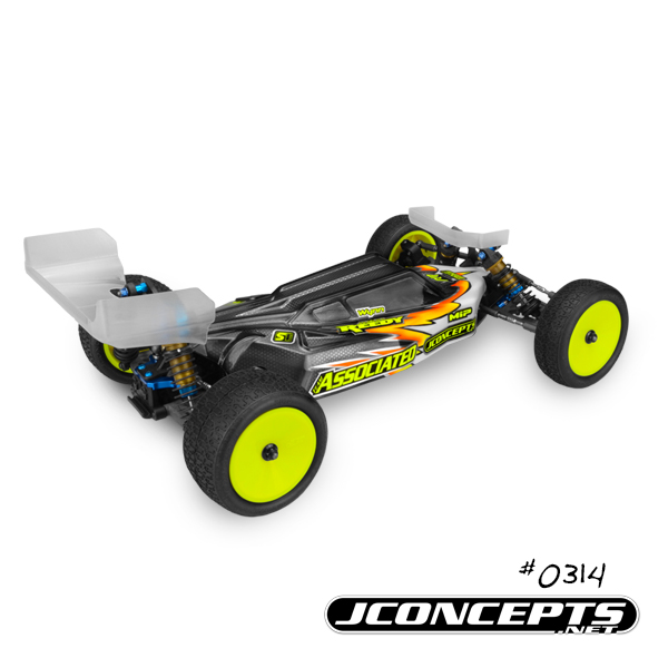 JConcepts S2 Body & Aero Wing Set For B6_B6D (3)