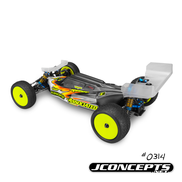 JConcepts S2 Body & Aero Wing Set For B6_B6D (4)