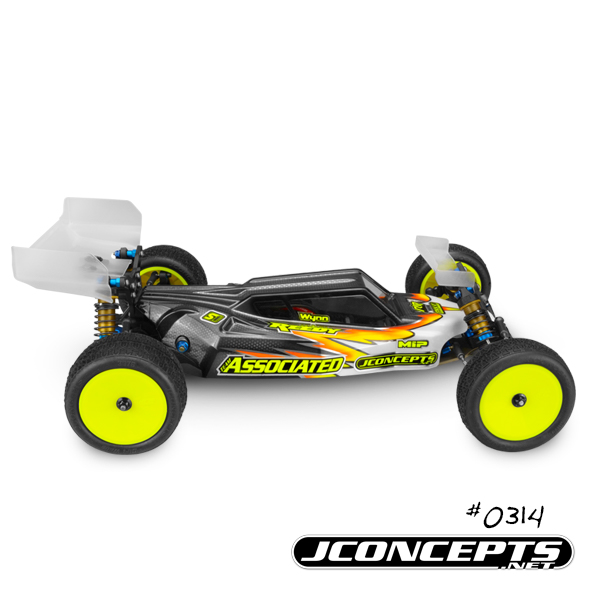 JConcepts S2 Body & Aero Wing Set For B6_B6D (5)