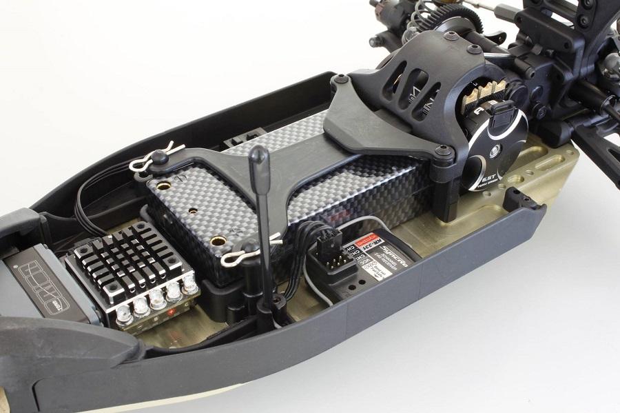 Kyosho ULTIMA RB6.6 Kit (10)