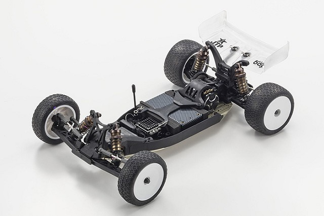 Kyosho ULTIMA RB6.6 Kit (14)