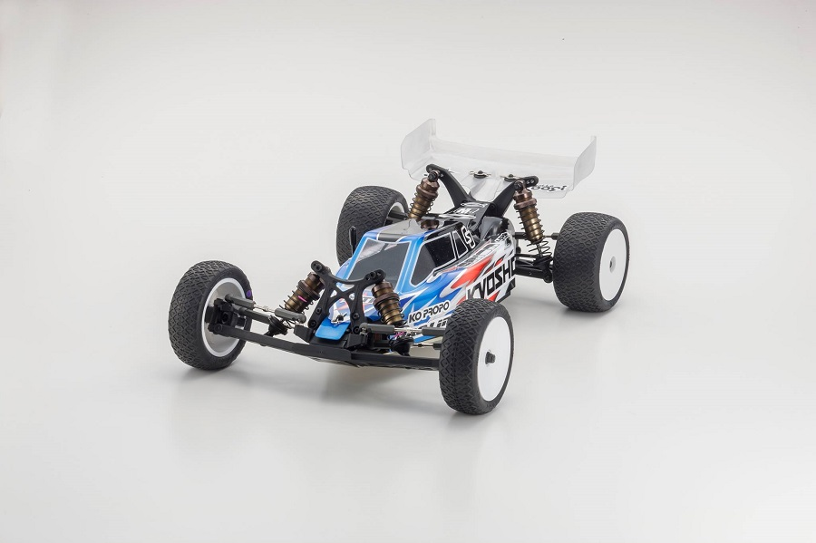 Kyosho ULTIMA RB6.6 Kit (4)