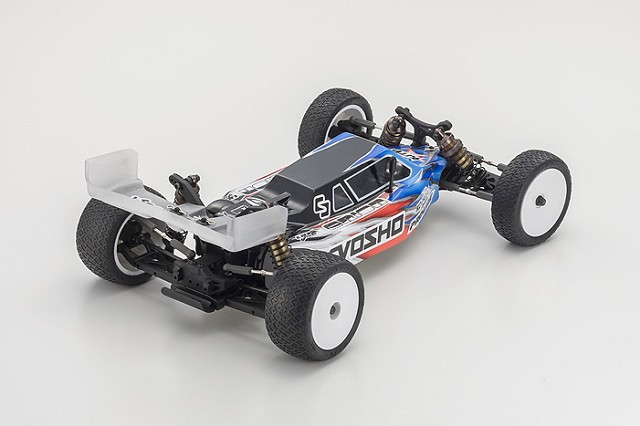 Kyosho ULTIMA RB6.6 Kit (5)