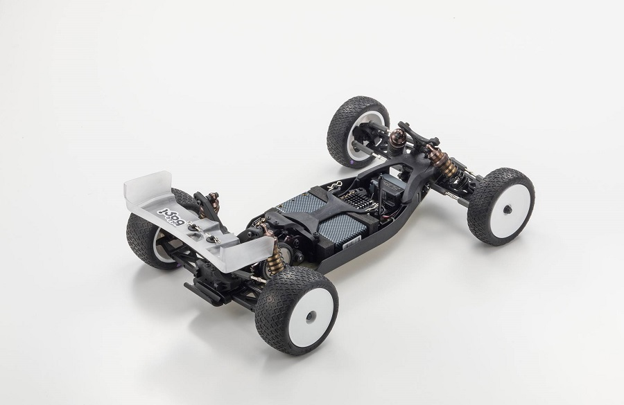 Kyosho ULTIMA RB6.6 Kit (8)