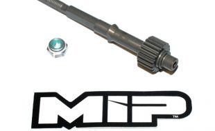 MIP 17.5 Race Top Shaft For TLR 22 Vehicles