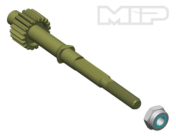 MIP 17.5 Race Top Shaft For TLR 22 Vehicles (3)