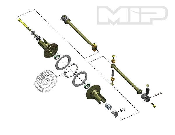 MIP Pucks 17.5 System For The TLR 22 3.0 (2)