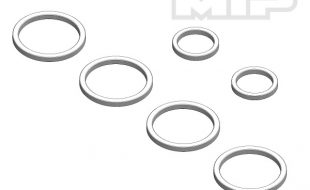 MIP Pucks/Rollers Spacer Conversion Kit For AE B5 To B6