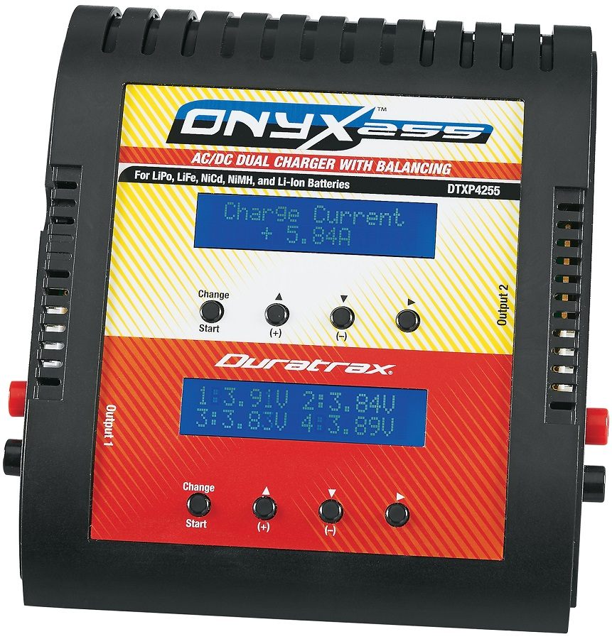 Onyx 255 ACDC Dual Balancing Charger (3)